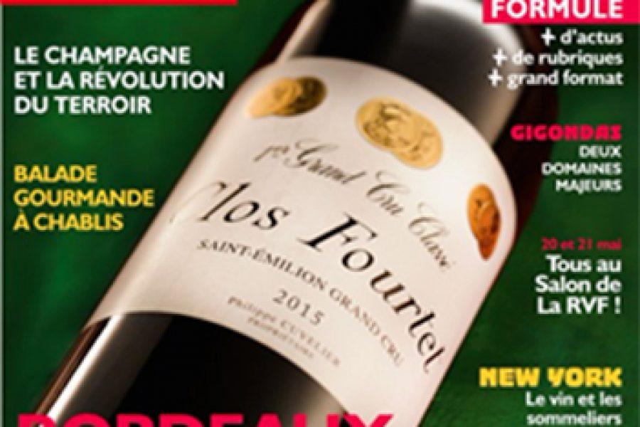 Le Gris Bodin parmi les plus beaux rosé de France