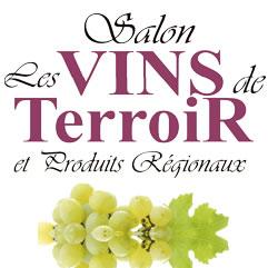 Salon «les Vins de Terroirs» du 1er au 4 novembre  2019